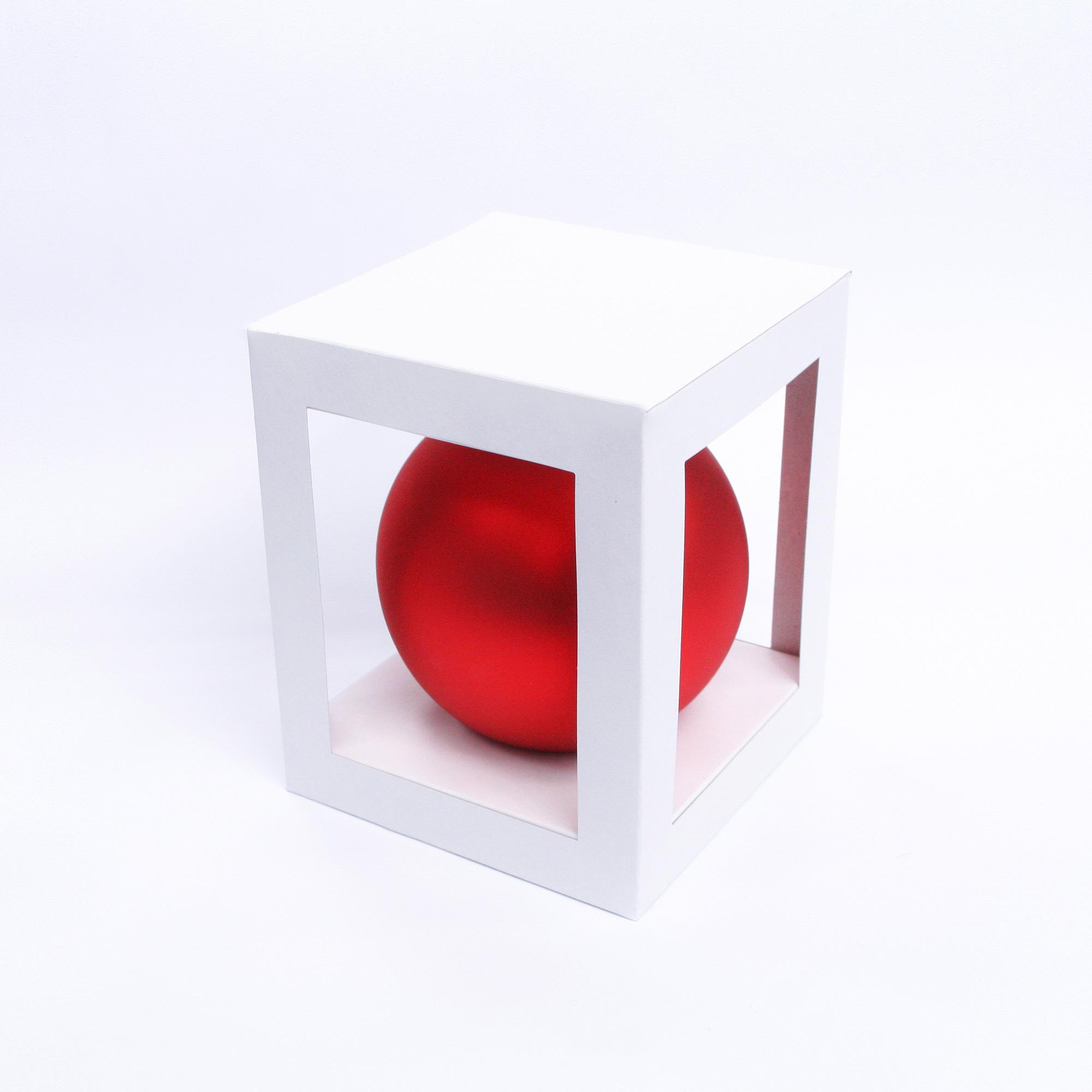 Pudełko na BOMBKĘ CHOINKOWĄ 120mm