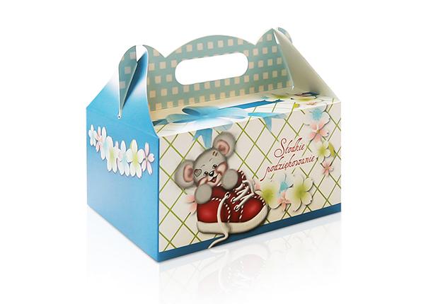 Pudełko na ciasto PC3