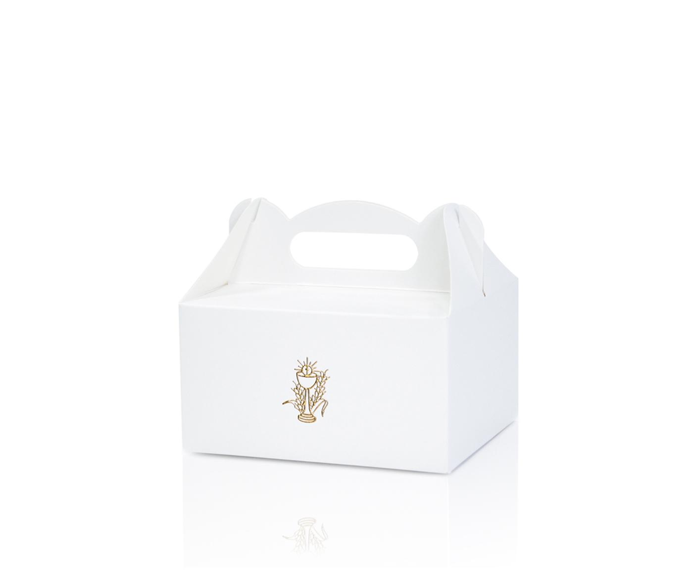 Pudełko na ciasto ZŁOTY KŁOS r. S