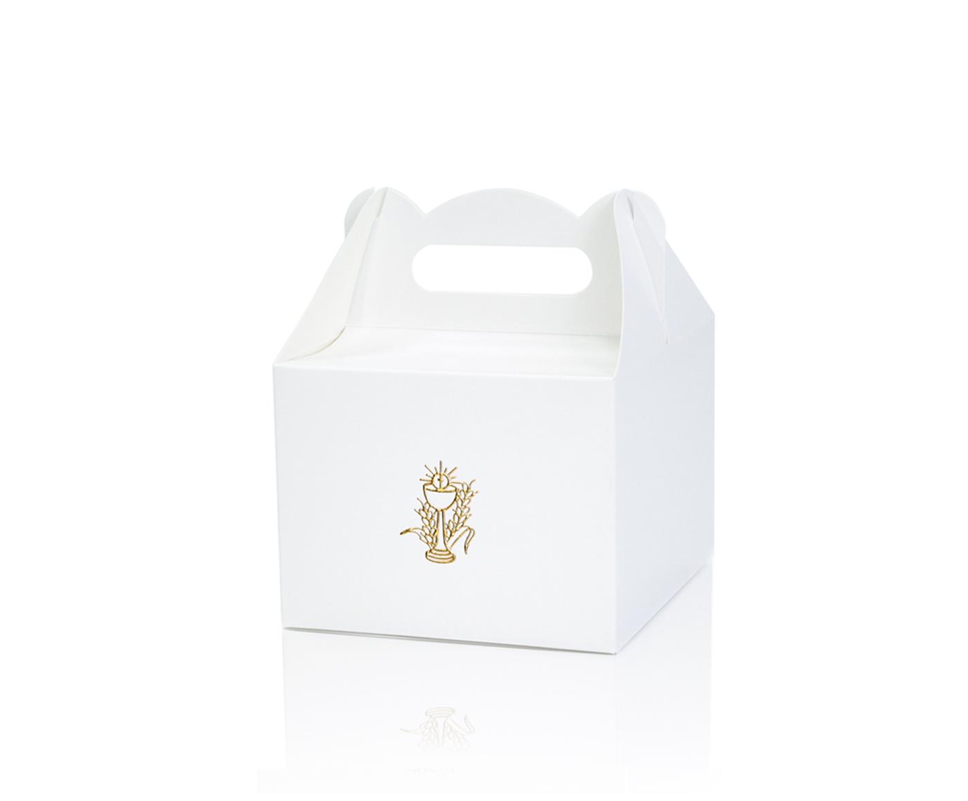 Pudełko na ciasto ZŁOTY KŁOS r. M